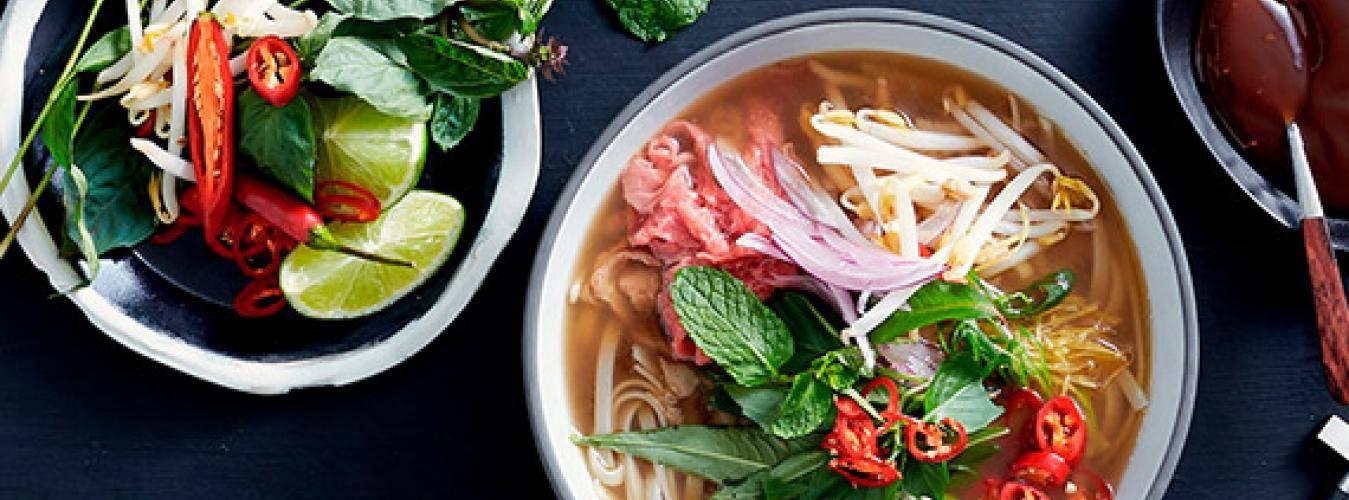 Vietnamese Noodle Dishes Pho Restaurant Lidcombe Dooleys Club